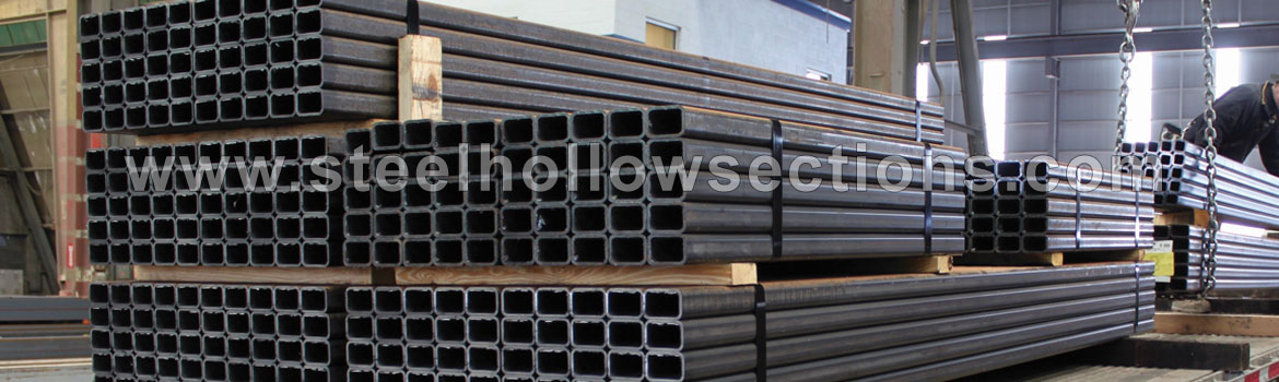 Carbon steel shs square hollow section rhs